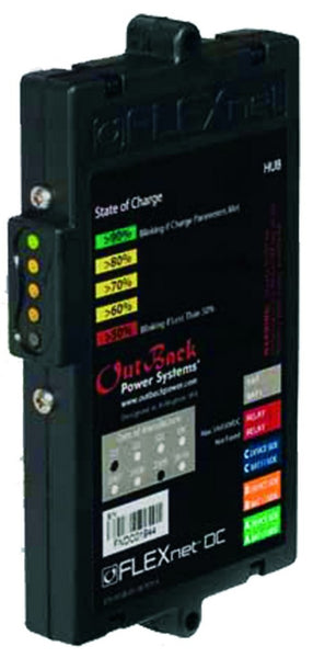 BATTERY & SYSTEM MONITOR / 128 DAY DATA LOGGER