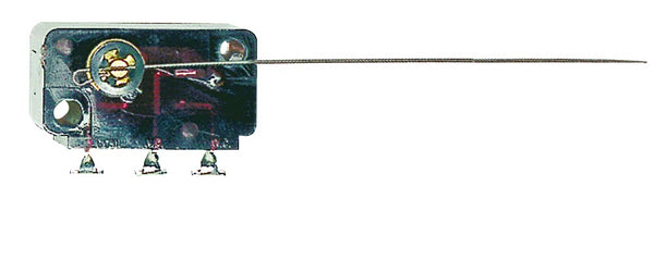 MICRO SWITCH LOW TORQUE WIRE LEVER 1C/O 5A