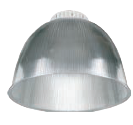 POLYCARBONATE REFLECTOR FOR HIGH BAY 410MM