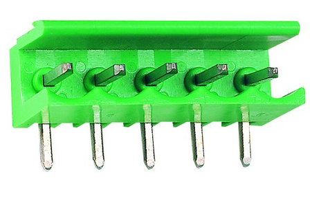 4 POLE 5.08 HOR.MALE PCB TERMINAL