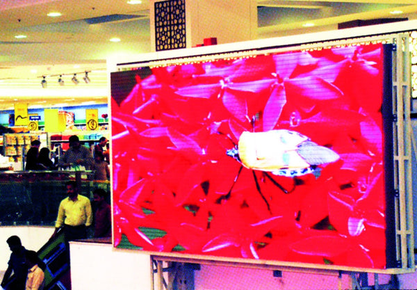 LED DISPLAY SCREEN KIT (P7.62MM -P20MM)