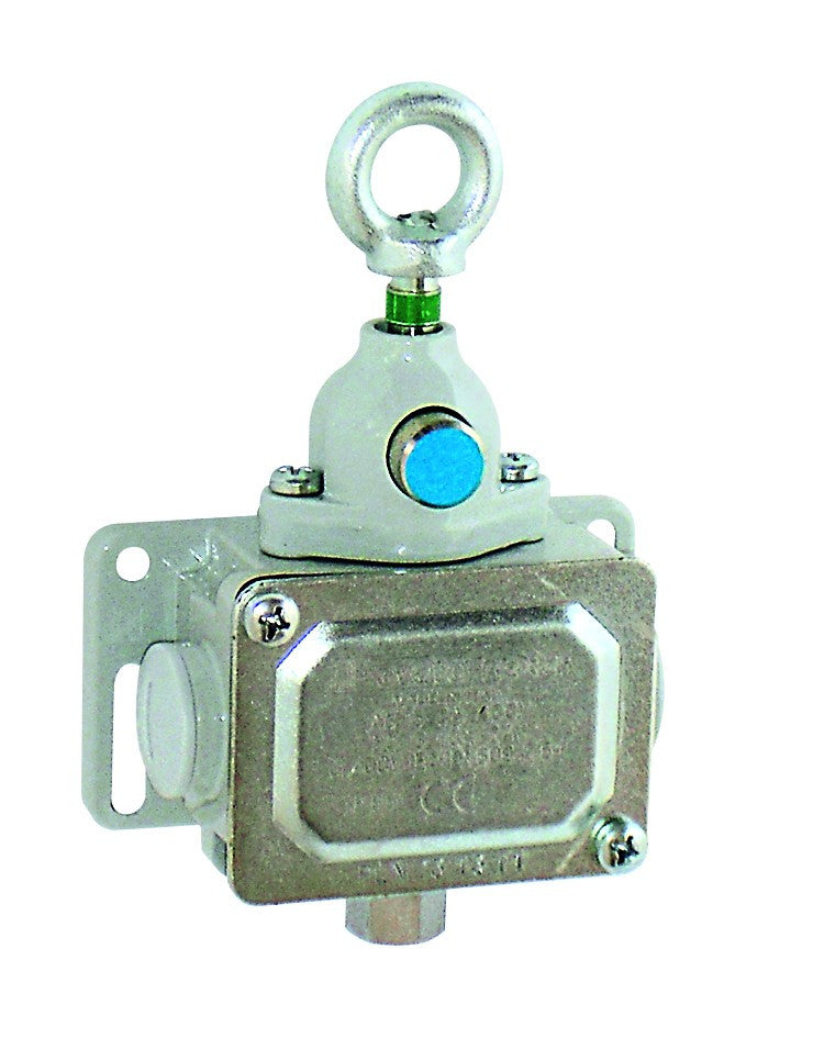 LATCHING PULLWIRE LIMIT SWT 7.5KG 1C/O 3A/400VAC IP65