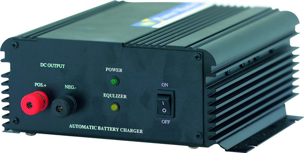 110/230VAC 12VDC/25A BATTERY CHARGER