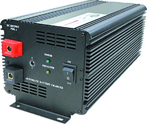 110/230VAC 48VDC/8A BATTERY CHARGER