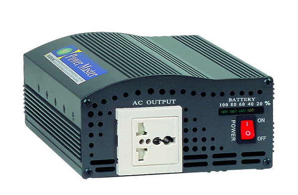 12VDC 1kW INV/CHARGER WITH 10A CHARGER