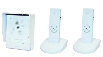 PORTABLE WIRELESS DOORPHONE KIT