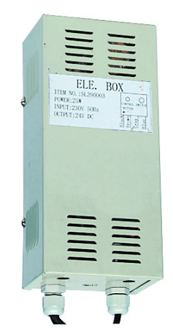 230V/24VDC 1A POWER SUPPLY