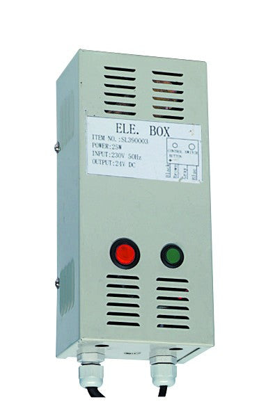 230V/24VDC 2A POWER SUPPLY WITH CONTROLLER 4 PIN