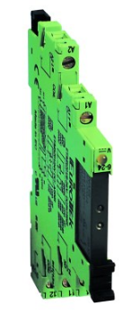 1-WAY 1 C/O 24VAC/DC SLIM TYPE RELAY BOARD