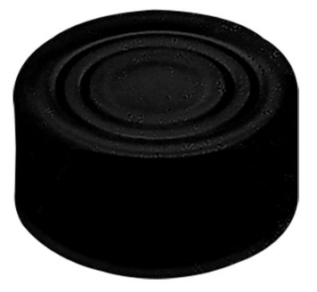 SPARE BLACK BOOT FOR BOOTED PUSH BUTTON