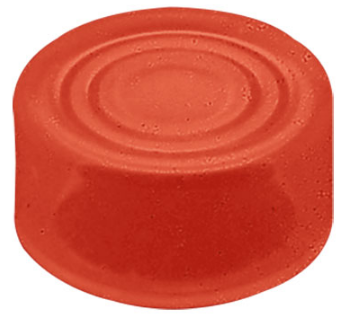 SPARE RED BOOT FOR BOOTED PUSH BUTTON