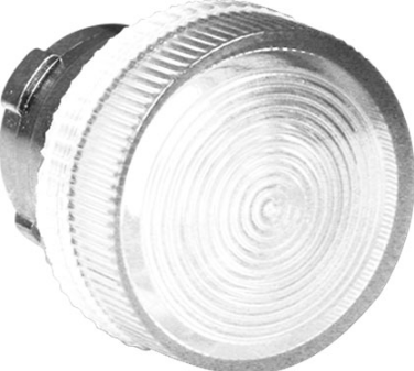 WHITE PILOT LIGHT HEAD