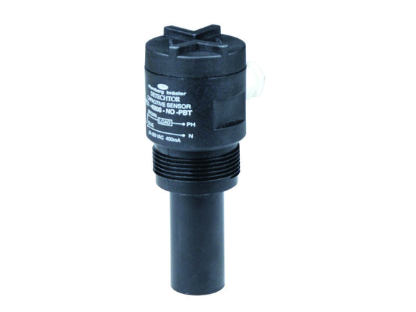 "20-250VAC 1.5""BSP CAPACITIVE SENSOR 20mm Sn N/O, TERMINAL"