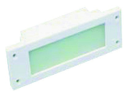 230VAC GREEN LED PLASTIC LIGHT IP68 147.5x48x41