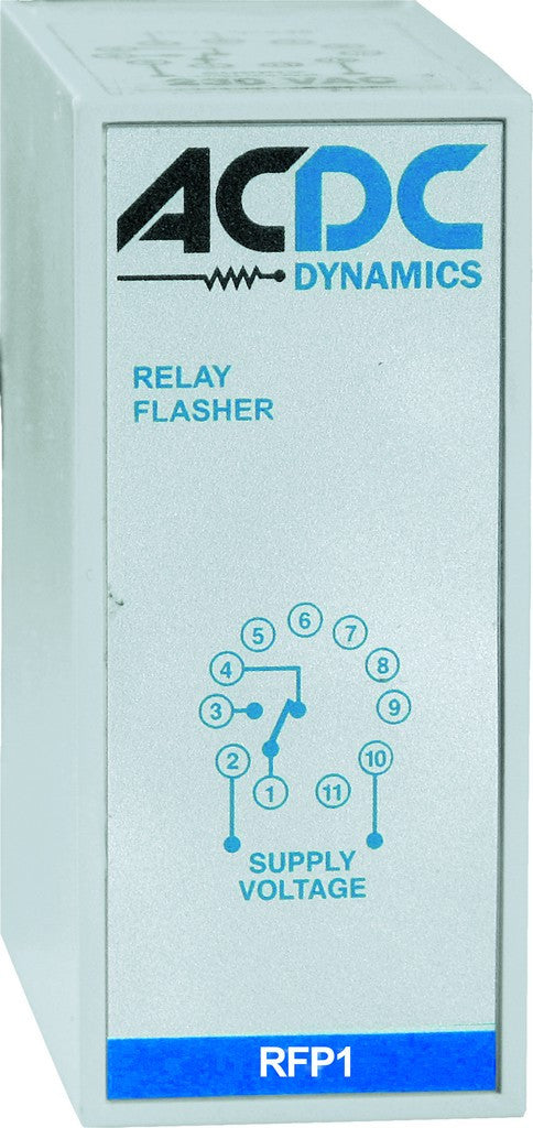 FLASHER RELAY FIXED 90F/M 2C/O