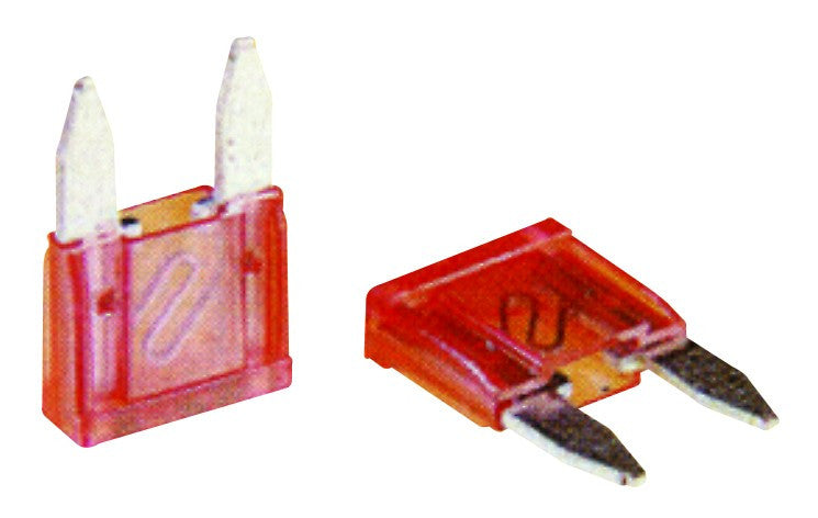 7.5A AUTOMOTIVE FUSE BROWN 7.2MM