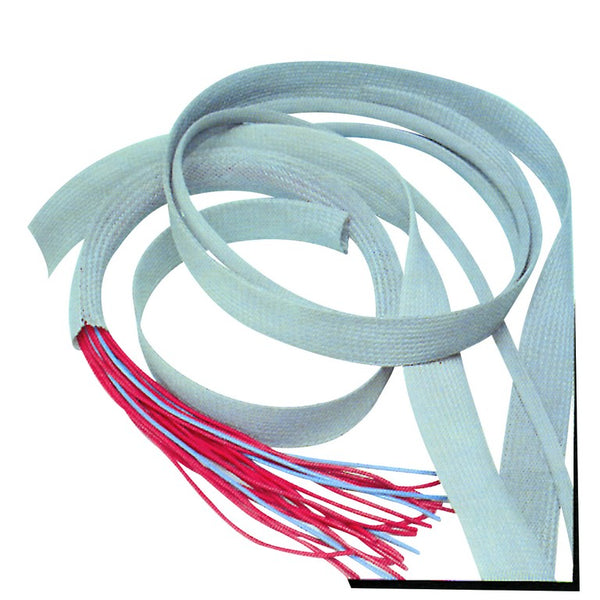 BRAIDED SLEEVING 10mm DIAM /50M