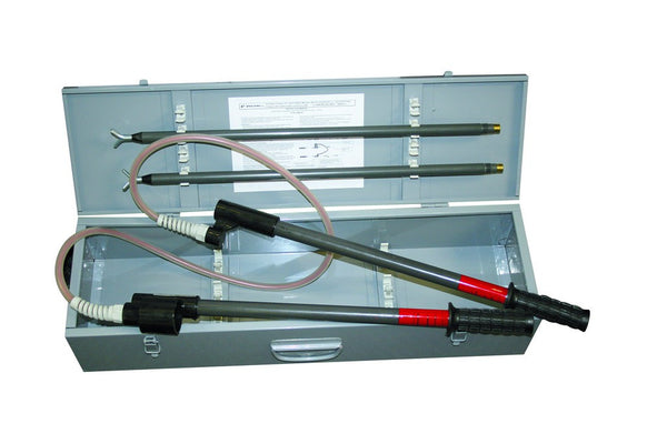 PHASE/VOLTAGE DETECTOR 5/36KV C/W CARRY CASE