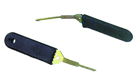 15MM LONG INSERTION TOOL WITH PLASTIC COATED HANDLE