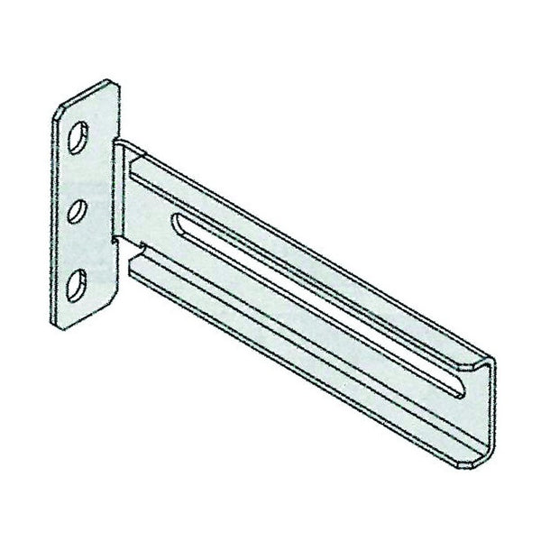GALV ADJ MOUNTING KIT FOR 1 DIN RAIL