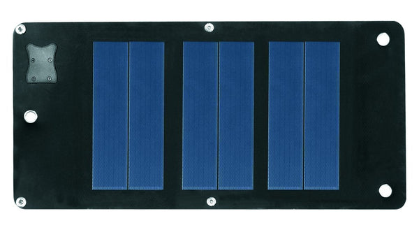 12V 20W FLEXIBLE SOLAR PANEL KIT