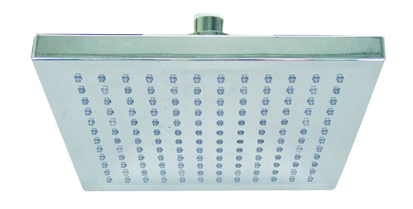 LED TEMPERATURE INDICATING SHOWER HEAD 200X200MM