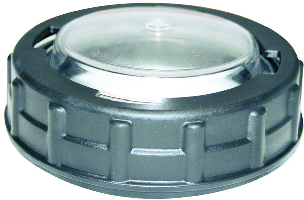 CLEAR LID FOR FILTER ON SILEN PUMPS