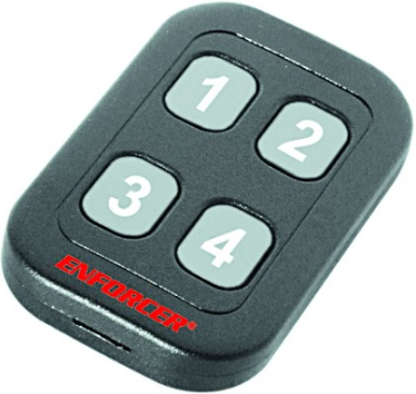 4 CHANNEL TRANSMITTER REMOTE  433.92MHz