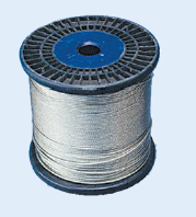 50M WIRE SP00L MATERIAL 1,5MM CABLE DIAMETER