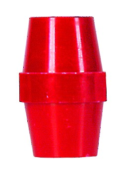RED DMC INSULATOR 76mm