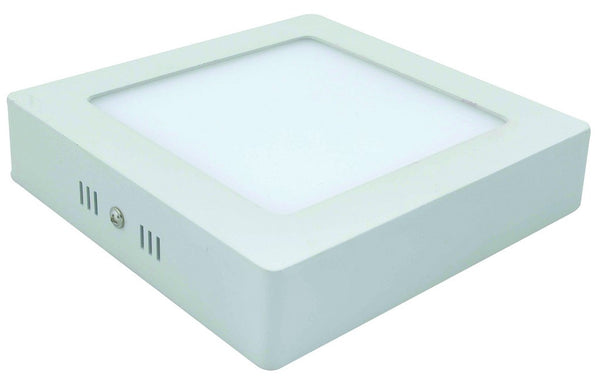 85-265VAC,12W,WARM WHITE,SQUARE,SURFACE MOUNT LED,172X172X40