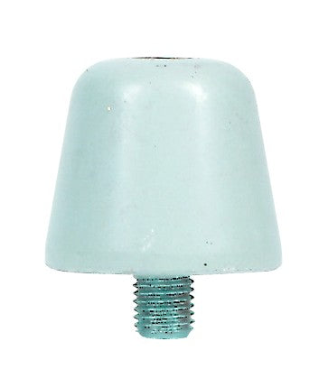 "TROLLEY LINE DMC INSULATOR 5/8"" STUD - GREY"