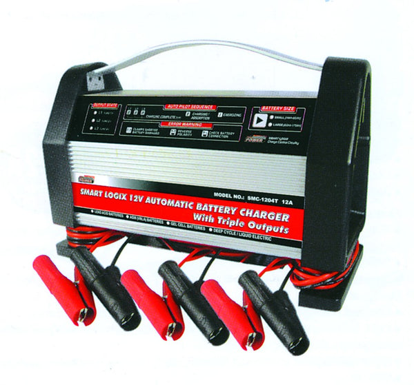 12V BATTERY CHARGER 12A