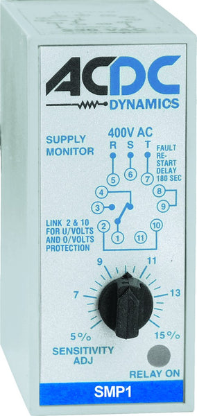 110V 3 PH SUPPLY MONITOR 1 C/O