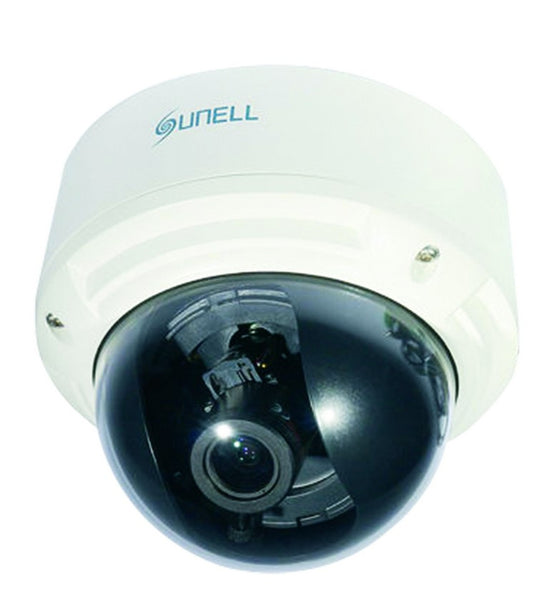 2MP,V/,P EYEBALL DOME CAMERA,SD,2.8-12MM,30M,IR,IP67,12V/POE