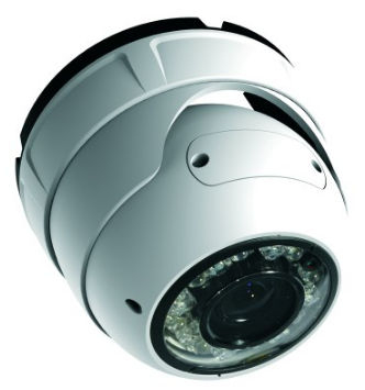 1.3MP V/P DOME CAMERA,SD,V/F 2.8-12MM,3AXIS, IP67,12V,POE