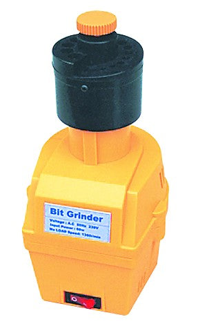 230V DRILL SHARPENER FOR 3.6-10mm DRILL BITS ORANGE