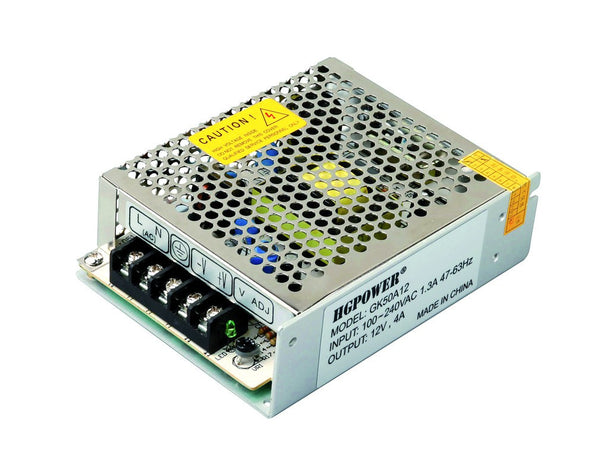 12VDC 8.5A(100W) REGULATED POWER SUPPLY