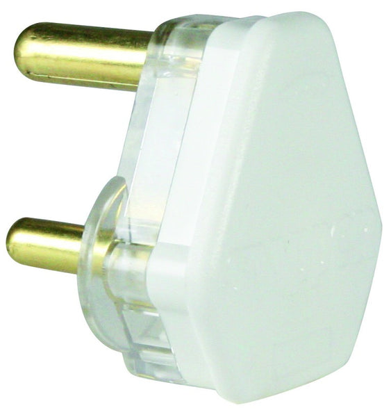 16A CLEAR SNAPPER PLUG TOP