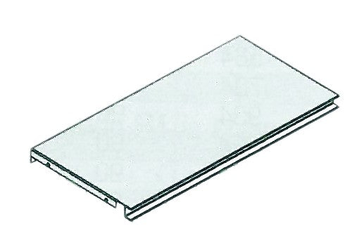 GALV TRAY KIT C/W DOOR TIE - 200 DEEP CUBICLE, FOR 600W