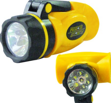 LED HEAD LAMP HAND LAMP COMBINATION