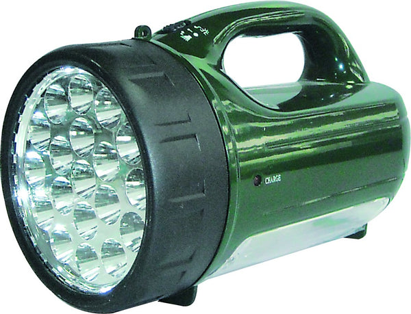 RECHARGEABLE LED TORCH WITH  LED TUBE
