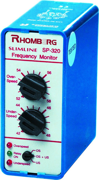 240VAC FREQUENCY MONITOR 50Hz