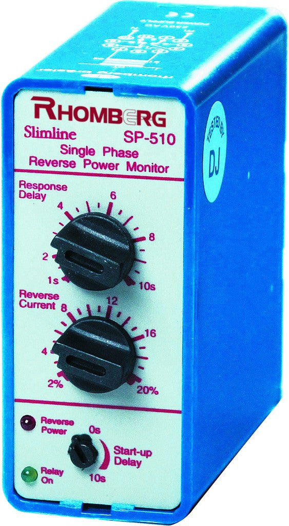 240VAC 1 PHASE REVERSE POWER DETECTOR