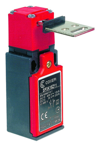 SAFETY LIMIT SWITCH 90° ROTATING HEAD 1C/O 3A IP65