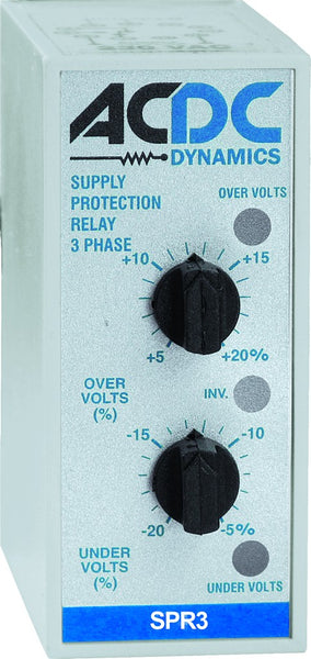 3PH SUPPLY PROTECTION RELAY