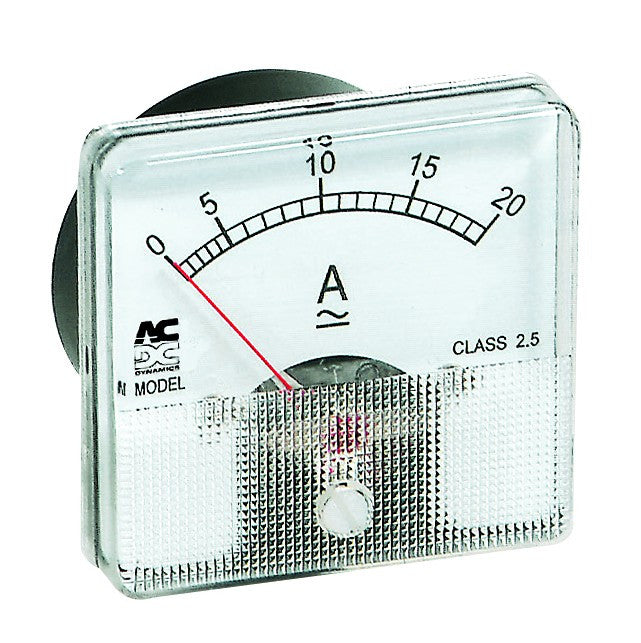 AMMETER 30A AC DIRECT CONNECTED