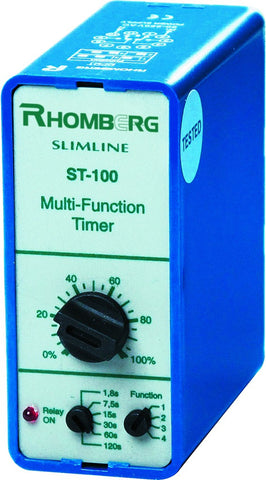 10-30VAC/DC MULTI-FUNCTION TIMER 0-120s