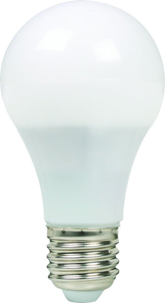 110-240VAC 5W PURE WHITE LED BULB E27 6000k