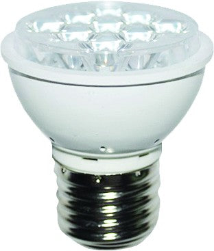 230VAC WARM WHITE LED SPOT LIGHT 4W E27 36DEG